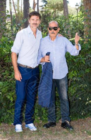 Fabio Fulco, Orso Maria Guerrini - Roma - 07-06-2017 - Il Crimine non va in pensione: Fabio Fulco debutta alla regia