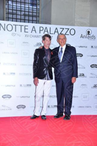 Bruno Marchini, Massimo Ghenzer - Roma - 08-06-2017 - Alessandra Mastronardi è la stella più splendente dell'Anlaids
