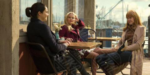 Big Little Lies, Shailene Woodley, Reese Witherspoon, Nicole Kidman - Los Angeles - 08-06-2017 - Nicole Kidman: