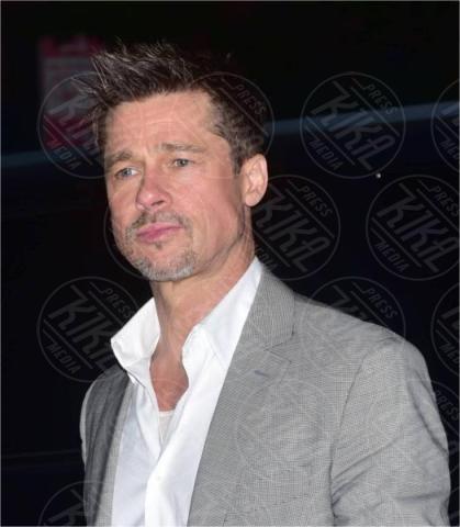 Brad Pitt - New York - 08-06-2017 - Un anno senza Brangelina: parla Brad Pitt