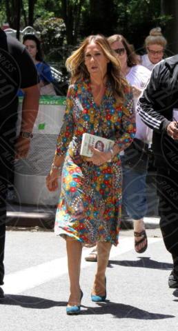Sarah Jessica Parker - Manhattan - 09-06-2017 - Sarah Jessica Parker conquista l'Europa... con Amazon!