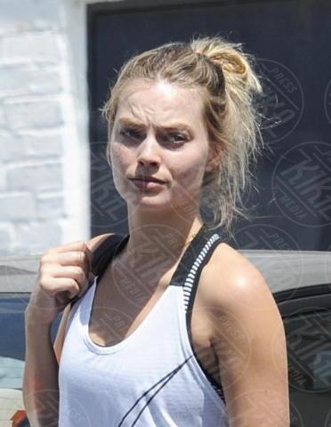 Margot Robbie - Los Angeles - 09-06-2017 - Prima e dopo: il miracolo del make up!