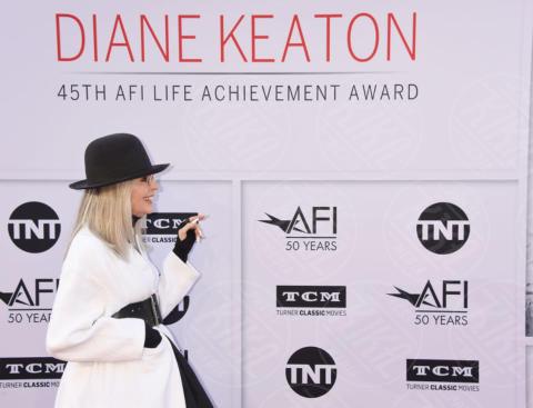 Diane Keaton - Los Angeles - 08-06-2017 - Diane Keaton shock: