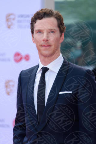 Benedict Cumberbatch - Londra - 14-05-2017 - Elementare Watson! Benedict Cumberbatch sventa una rapina