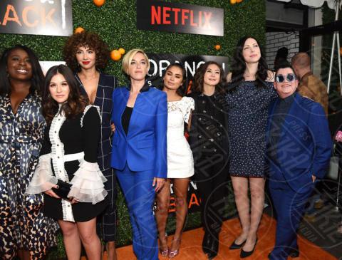 Yael Stone, Jackie Cruz, Danielle Brooks, Uzo Aduba, Taylor Schilling, Natasha Lyonne - New York - 09-06-2017 - Orange is the new black: cosa aspettarsi dalla sesta stagione