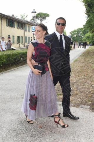 Maria Vittoria Caovilla, Edoardo Caovilla - Carbonera (TV) - 10-06-2017 - Emily Blunt e Anne Hathaway alle nozze di Jessica Chastain