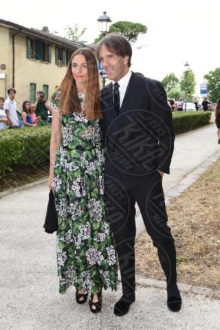 Evelina Rolandi, Davide Oldani - Carbonera (TV) - 10-06-2017 - Emily Blunt e Anne Hathaway alle nozze di Jessica Chastain