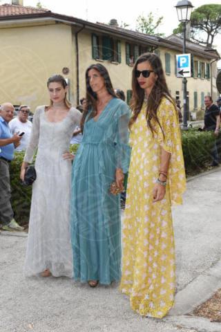 Ospiti - Carbonera (TV) - 10-06-2017 - Emily Blunt e Anne Hathaway alle nozze di Jessica Chastain