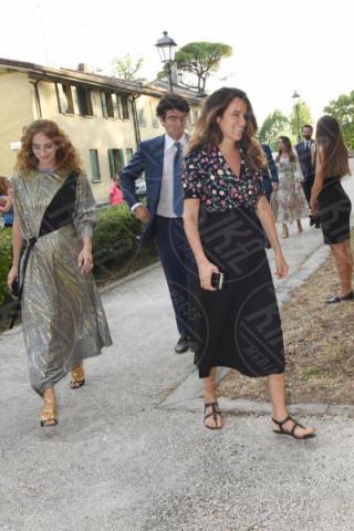 Coco Brandolini d'Adda - Carbonera (TV) - 10-06-2017 - Emily Blunt e Anne Hathaway alle nozze di Jessica Chastain
