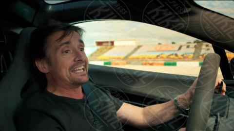 Richard Hammond - Londra - 18-11-2016 - Spaventoso incidente stradale per l'ex Top Gear Richard Hammond