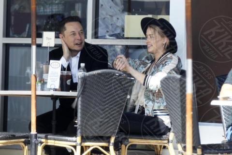 Elon Musk, Amber Heard - Los Angeles - 09-06-2017 - Sean Penn e Amber Heard, il nuovo amore di Hollywood