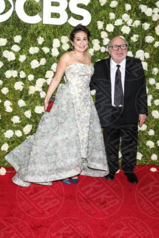 Lucy DeVito, Danny DeVito - New York - 11-06-2017 - Scarlett Johansson & Co.: i Tony Awards sembrano gli Oscar