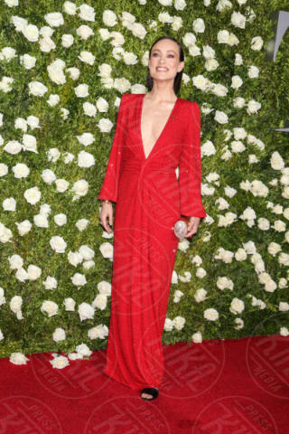 Olivia Wilde - New York - 11-06-2017 - Scarlett Johansson & Co.: i Tony Awards sembrano gli Oscar