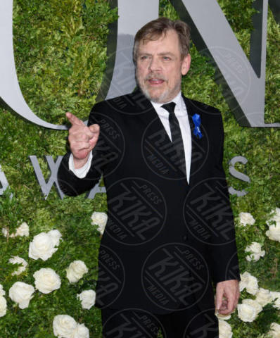 Mark Hamill - New York - 12-06-2017 - Scarlett Johansson & Co.: i Tony Awards sembrano gli Oscar