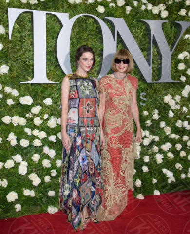 Bee Shaffer, Anna Wintour - New York - 12-06-2017 - Scarlett Johansson & Co.: i Tony Awards sembrano gli Oscar