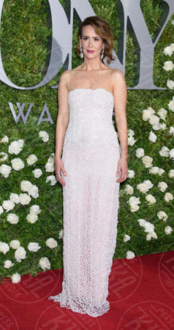 Sarah Paulson - New York - 12-06-2017 - Scarlett Johansson & Co.: i Tony Awards sembrano gli Oscar