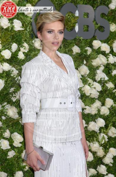 Scarlett Johansson - New York - 12-06-2017 - Scarlett Johansson & Co.: i Tony Awards sembrano gli Oscar