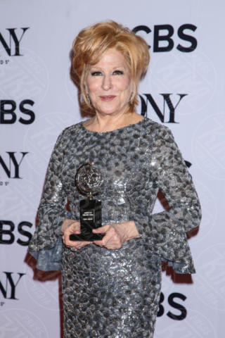 Bette Midler - New York - 11-06-2017 - Scarlett Johansson & Co.: i Tony Awards sembrano gli Oscar