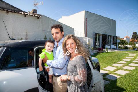 Piergiorgio Alberti, Sabrina Loteta, Giuseppe Alberti - Messina - 09-06-2017 - Arrivano i dispositivi per non dimenticare i bambini in auto