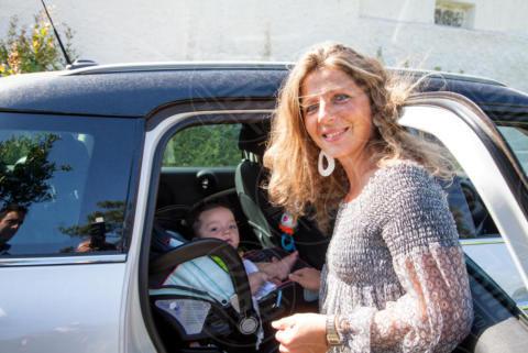 Piergiorgio Alberti, Sabrina Loteta - Messina - 09-06-2017 - Arrivano i dispositivi per non dimenticare i bambini in auto