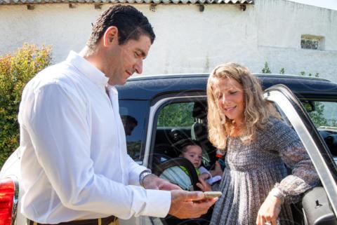 Sabrina Loteta, Giuseppe Ferrito - Messina - 09-06-2017 - Arrivano i dispositivi per non dimenticare i bambini in auto