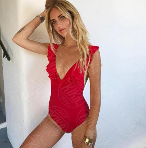 Chiara Ferragni - Los Angeles - 12-06-2017 - Estate 2018: Bikini, trikini, intero, qual è il costume per te?