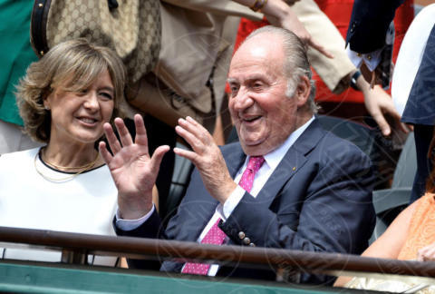 Juan Carlos  di Spagna - Parigi - 11-06-2017 - Nicole Kidman, è lei la vera regina di Francia