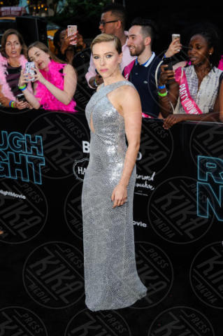 Scarlett Johansson - New York - 13-06-2017 - Scarlett e Demi: chi la più bella alla prima di Rough Night?