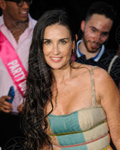 Demi Moore - New York - 13-06-2017 - Scarlett e Demi: chi la più bella alla prima di Rough Night?
