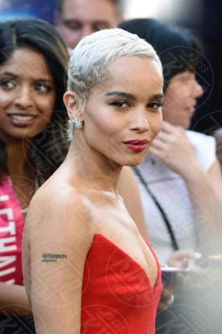 Zoe Kravitz - New York - 12-06-2017 - Scarlett e Demi: chi la più bella alla prima di Rough Night?