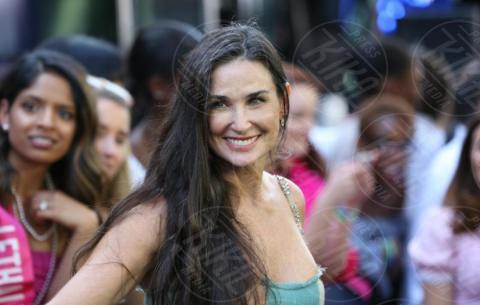 Demi Moore - New York - 12-06-2017 - Scarlett e Demi: chi la più bella alla prima di Rough Night?