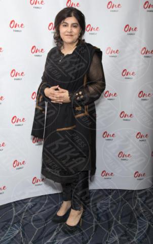 Baroness Warsi - Londra - 13-06-2017 - Lindsay Lohan, l'abito di Gucci vale 4500 euro