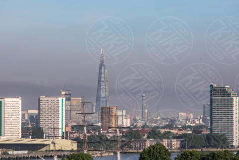 Grenfell Tower, Atmosphere - Londra - 14-06-2017 - Londra, Grenfell Tower: inferno nel grattacielo di Latimer Road