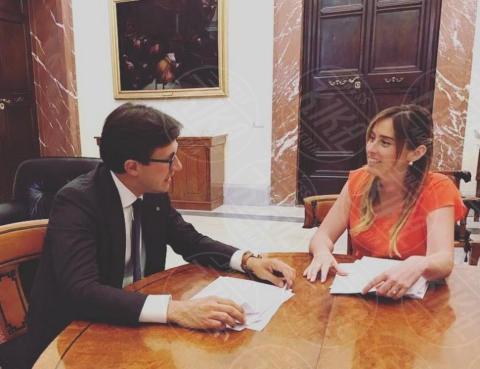 Maria Elena Boschi, Dario Nardella - 14-06-2017 - Maria Elena Boschi debutta su Instagram (e piovono pretendenti)