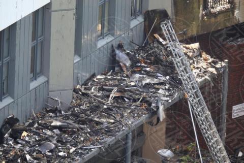 Grenfell Tower - Londra - 14-06-2017 - Londra, Grenfell Tower: inferno nel grattacielo di Latimer Road
