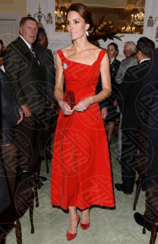 Kate Middleton - Victoria - 27-09-2016 - Kate Middleton e Lady Diana, lo stile è lo stesso
