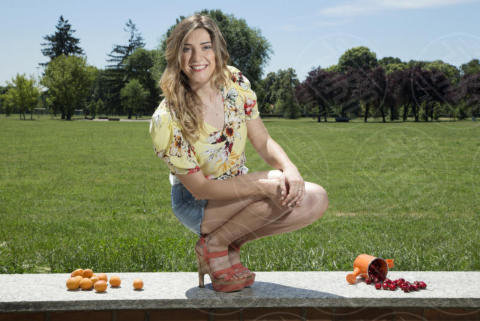 Eleonora Mazzotti - Milano - 14-06-2017 - Eleonora Mazzotti, dalla musica... all'orto!