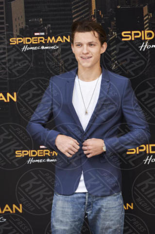 Tom Holland - Madrid - 14-06-2017 - Il re del box office? Per Forbes è proprio lui!