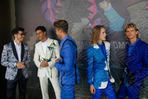 Bob Sinclar - Firenze - 15-06-2017 - Pitti Uomo balla a ritmo con Bob Sinclar