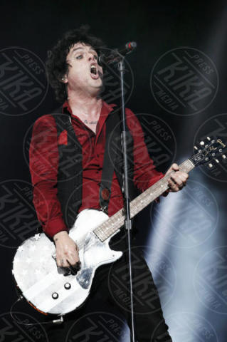 Billie Joe Armstrong, Green Day - Monza - 15-06-2017 - I Green Day scatenano la folla dell'iDays Festival di Monza