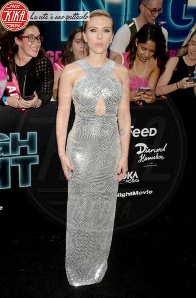 Scarlett Johansson - New York - 12-06-2017 - Scarlett Johansson, 33 anni in bellezza e successi