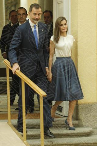 Re Felipe di Borbone, Letizia Ortiz - 16-06-2017 - Letizia di Spagna, regina di stile con genio e... regolatezza!