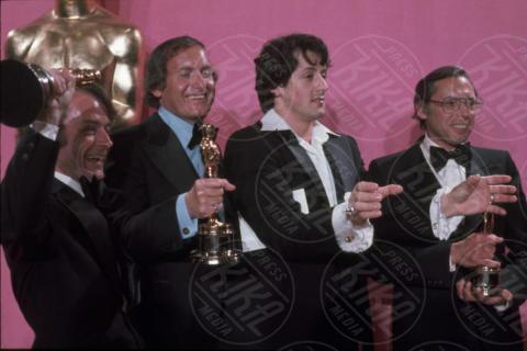 John G. Avildsen, Sylvester Stallone - Hollywood - 17-06-2017 - John G. Avildsen: il padre di Rocky ha gettato la spugna