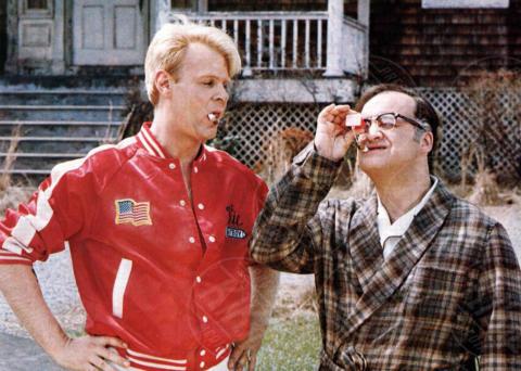 John Belushi, Dan Aykroyd - Hollywood - 18-12-1981 - John G. Avildsen: il padre di Rocky ha gettato la spugna