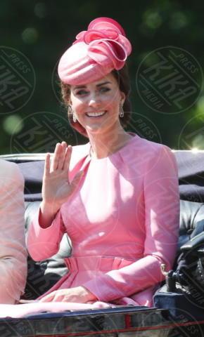 Catherine, Kate Middleton, Camilla Parker Bowles, Principe Harry - Londra - 17-06-2017 - Trooping The Colour: la festa blindata per la Regina Elisabetta