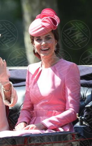 Kate Middleton - Londra - 17-06-2017 - Trooping The Colour: la festa blindata per la Regina Elisabetta