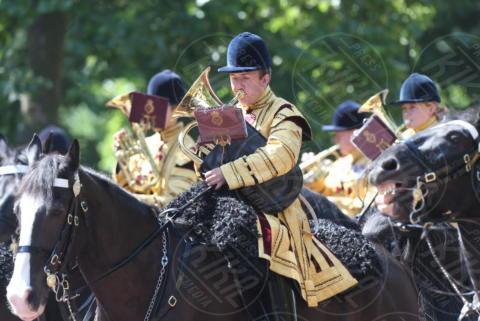 Trooping The Colour - Londra - 17-06-2017 - Trooping The Colour: la festa blindata per la Regina Elisabetta