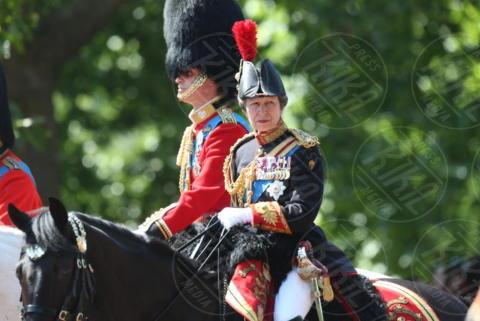 Principessa Anna d'Inghilterra, Principe William - Londra - 17-06-2017 - Trooping The Colour: la festa blindata per la Regina Elisabetta