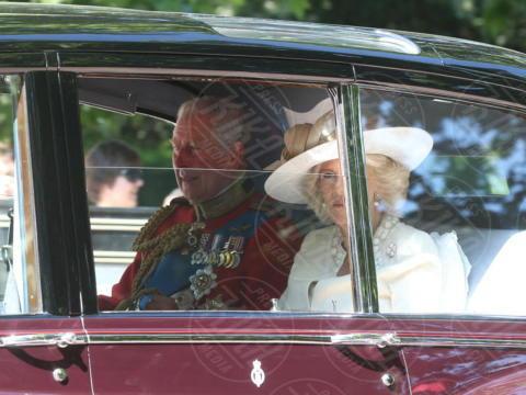 Principe Carlo d'Inghilterra, Camilla Parker Bowles - Londra - 17-06-2017 - Trooping The Colour: la festa blindata per la Regina Elisabetta