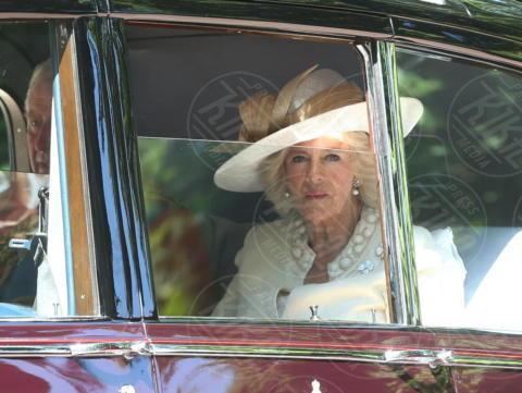 Camilla Parker Bowles - Londra - 17-06-2017 - Trooping The Colour: la festa blindata per la Regina Elisabetta